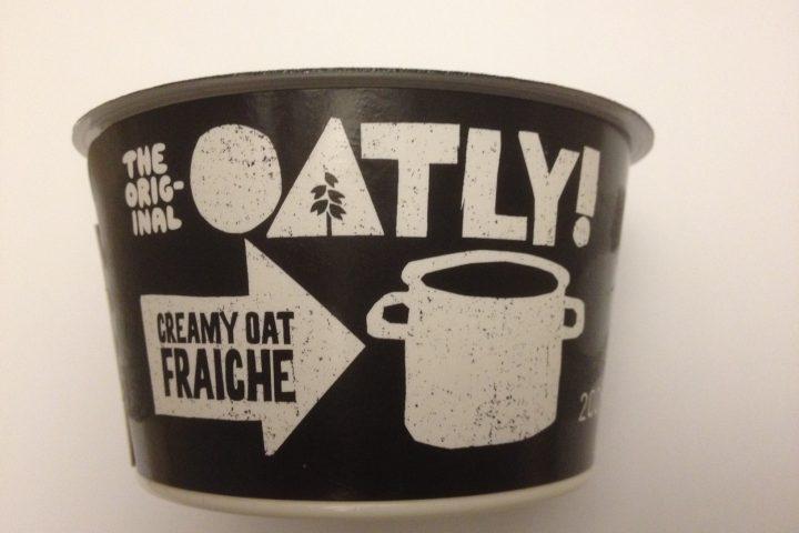Oatly Creamy Oat Fraiche 200 ml – Fair fa' your honest, sonsie face,  Great chieftain o the puddin'-race!