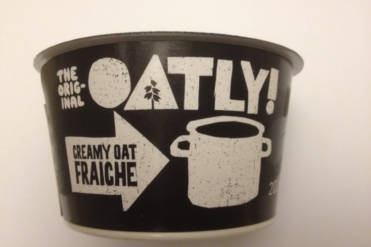 Oatly Creamy Oat Fraiche 200 ml – Fair fa' your honest, sonsie face,  Great chieftain o the puddin'-race!