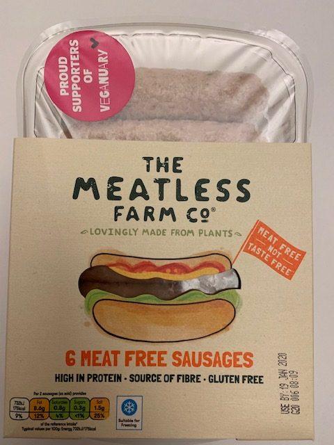 Meatless Farm Co